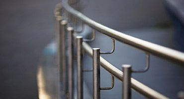 Balustrady balkonowe ze stali